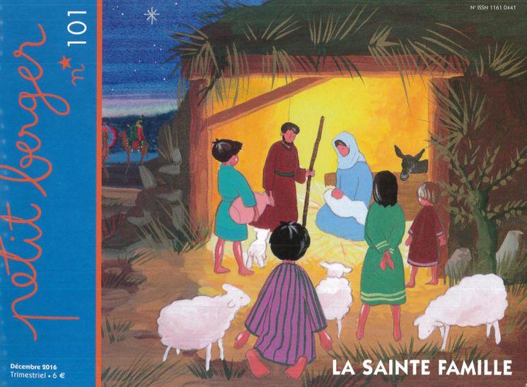 Petit berger 101 - La Sainte Famille