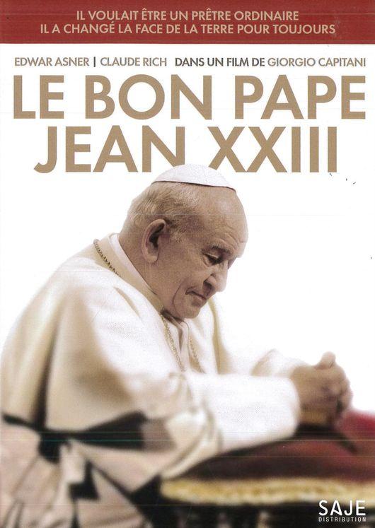 Le bon pape Jean XXIII - DVD