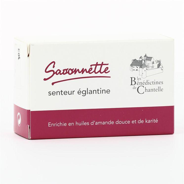 Savonnette senteur Eglantine, 100 g
