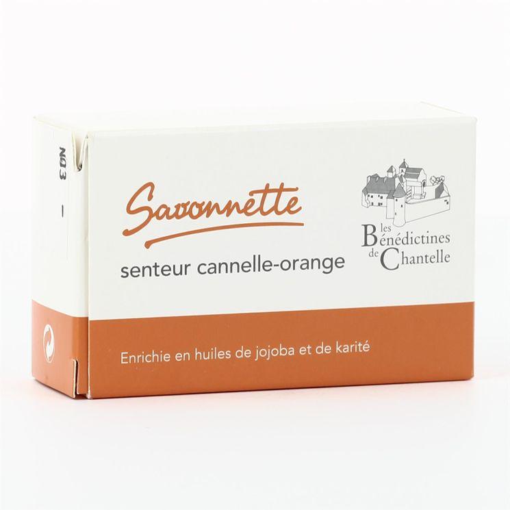 Savonnette senteur Cannelle-Orange, 100 g