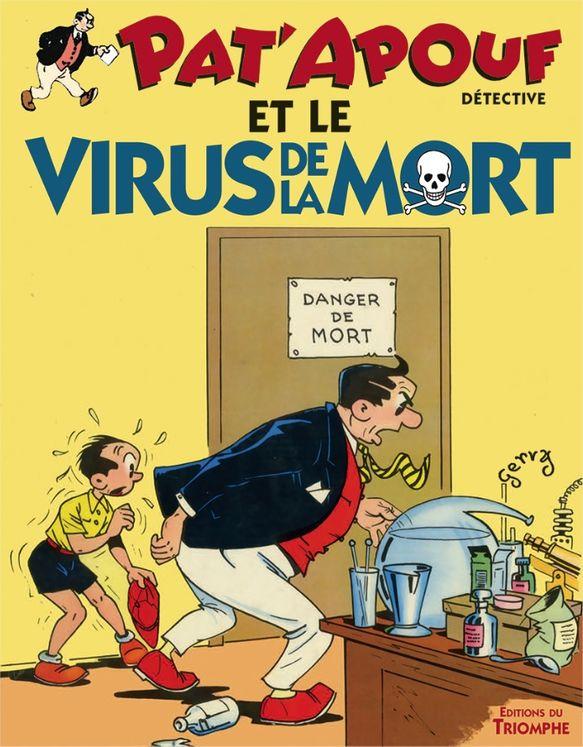 Pat'Apouf 12 - Pat'Apouf et le virus de la mort