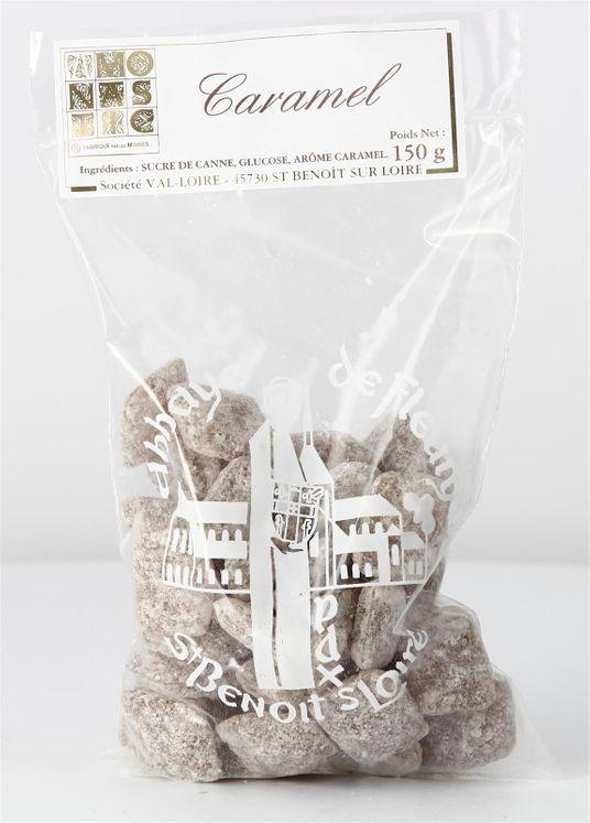Pastilles Caramel Sachet, 150 g