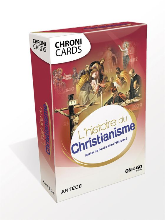 Chronicards - L´histoire du christianisme