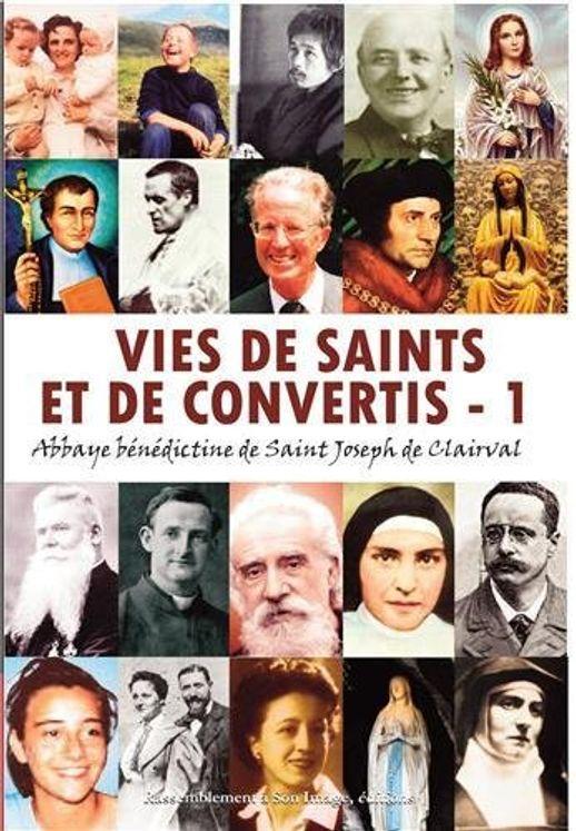 20 récits écrits par le sBénédictines de l´Abbaye Saint Joseph de Clairval