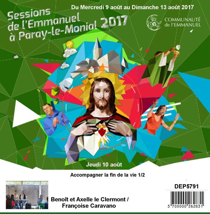 Accompagner la fin de vie 1/2 Session du 09 au 13 août 2017