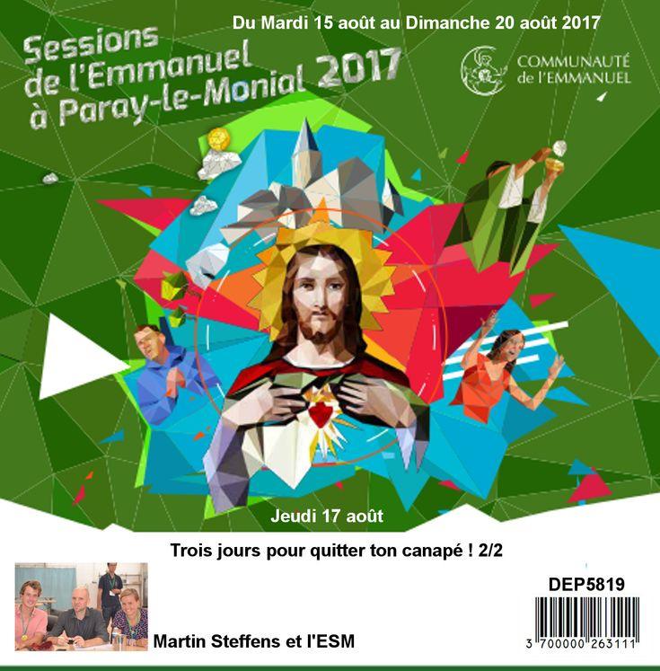 Trois jour quitter ton canapé ! 2/2 Session du 15 au 20 août 2017
