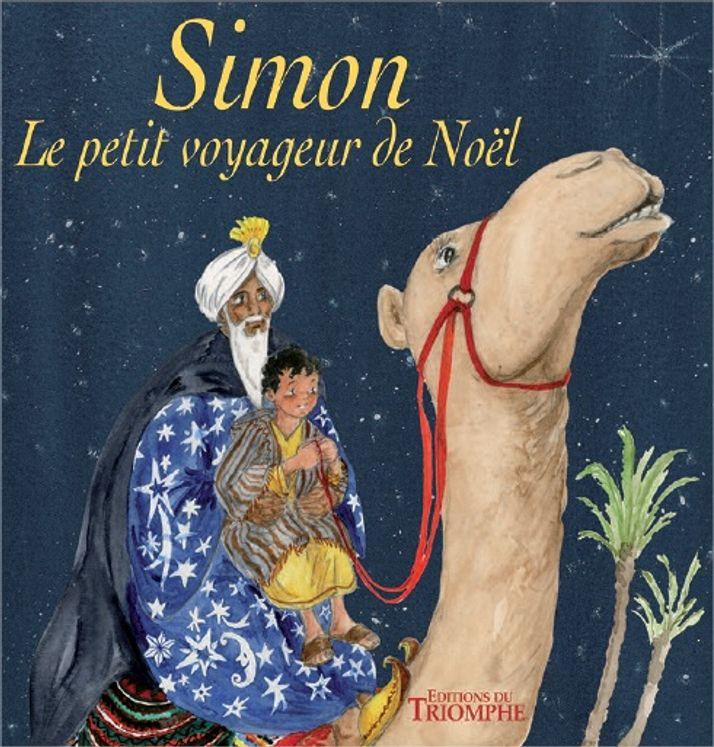 Simon, Le petit voyageur de Noël