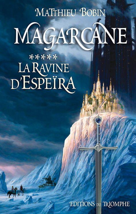 Cinquième volume de la série d´Héroïc Fantasy Magarcane