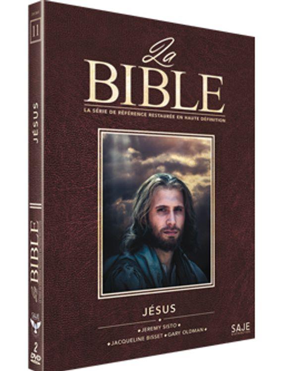 Jésus - DVD La Bible - Episode 11