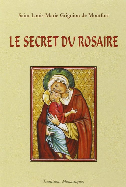 Le secret admirable du très saint Rosaire