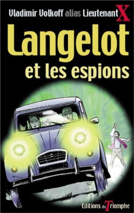 Langelot Tome 2 - Langelot et les espions