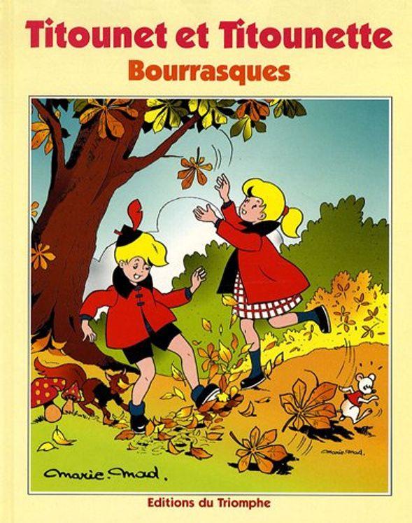 Titounet et Titounette 11 - Bourrasques