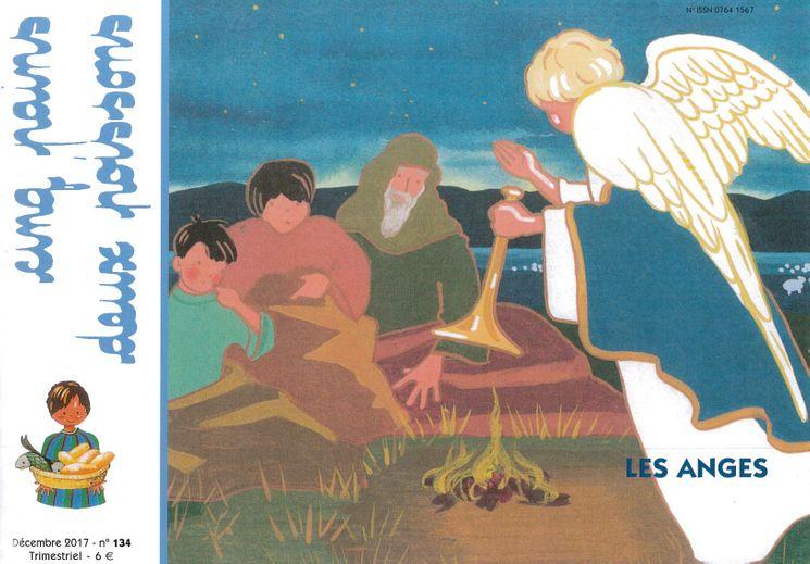 Cinq pains deux poissons 134 - Les anges