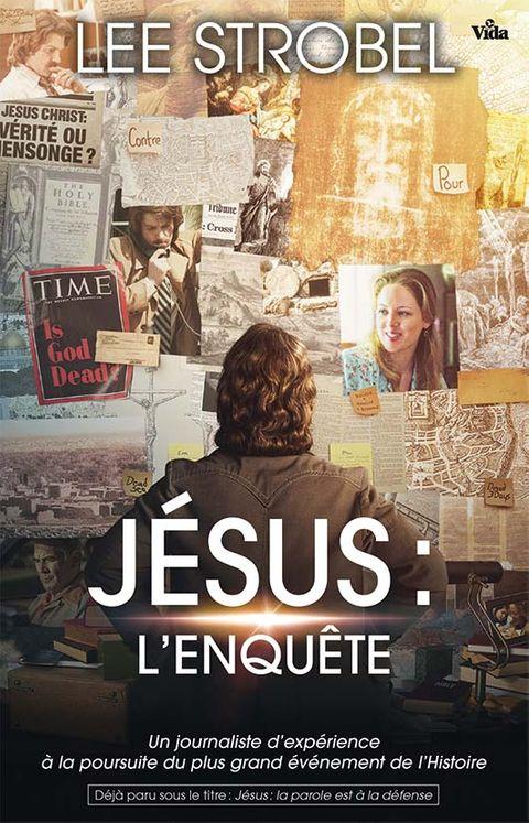 Jésus : l´Enquête - Livre