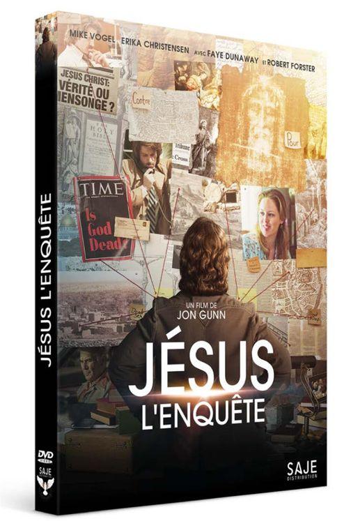 Jésus, l'Enquête  - DVD