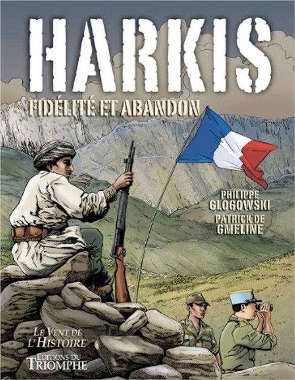 BD - Harkis, fidélité et abandon