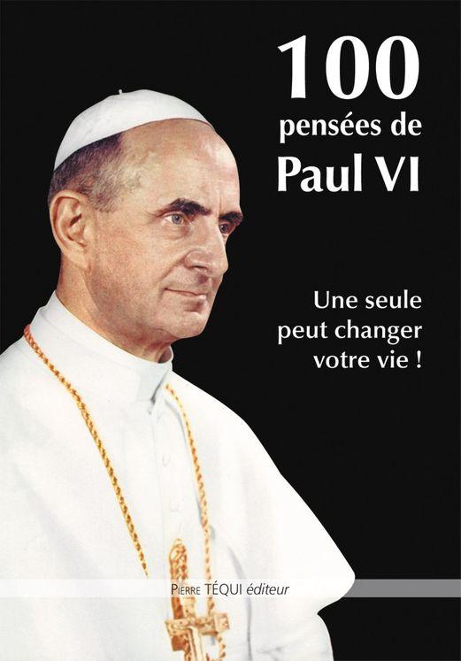 100 pensées de Paul VI