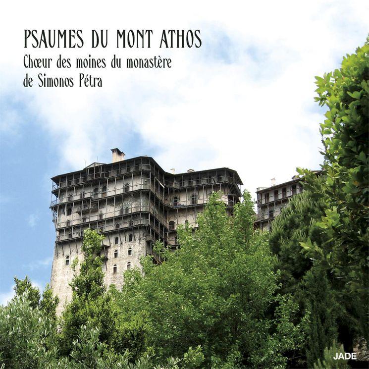 Psaume du mont Athos - CD
