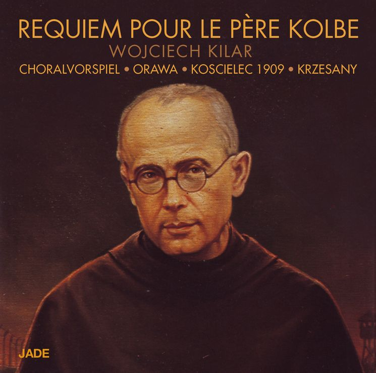 Requiem pour le père Kolbe - CD