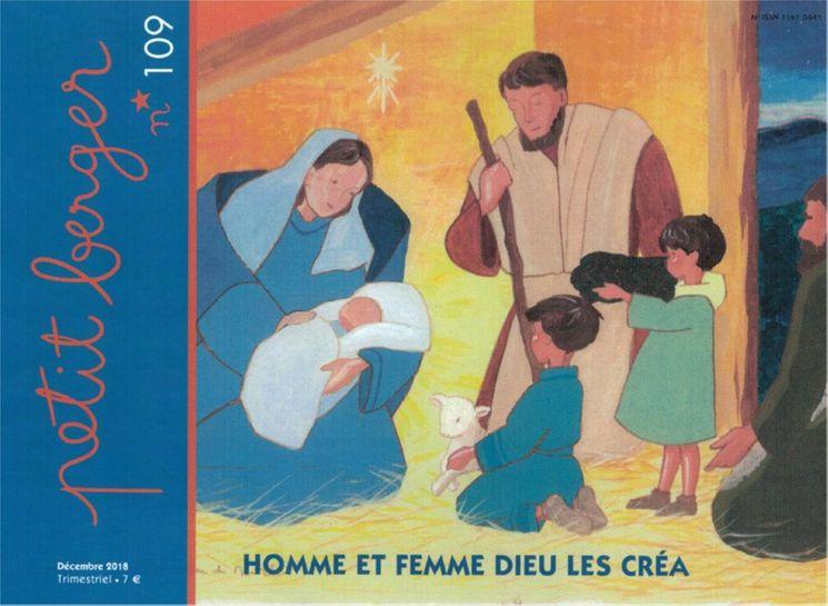 Petit berger 109 - Homme et Femme, Dieu les créa