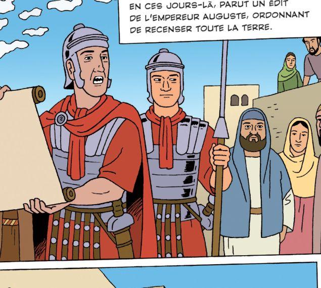La Bible en BD !
