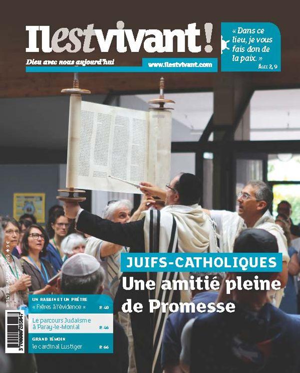 Pack de 10 exemplaires N°343 - Juifs - Catholiques - Avril - Mai - Juin 2019