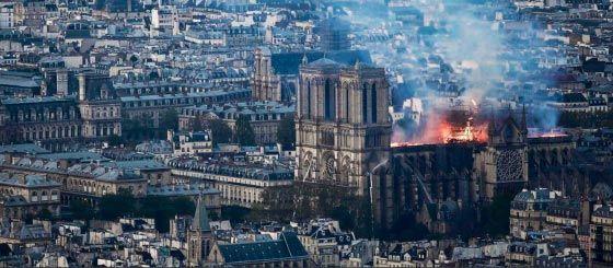 Prions pour la renaissance de Notre-Dame de Paris !