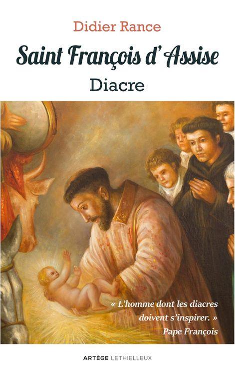 Saint francois d´assise, diacre