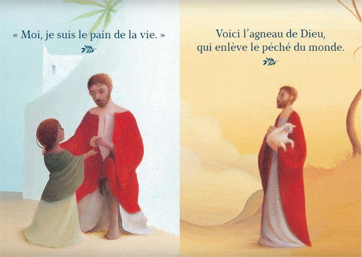 Images pour ma communion Eric Puybaret