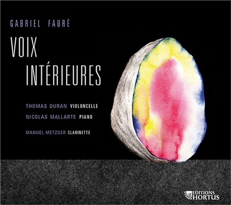 Voix intérieures - CD
