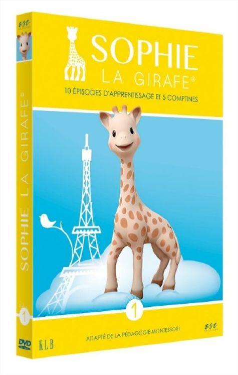 Sophie la Girafe - DVD