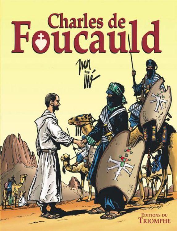 Charles de Foucauld - BD