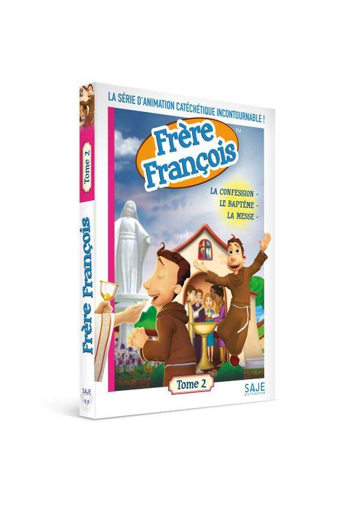Frère François Tome 2 - DVD