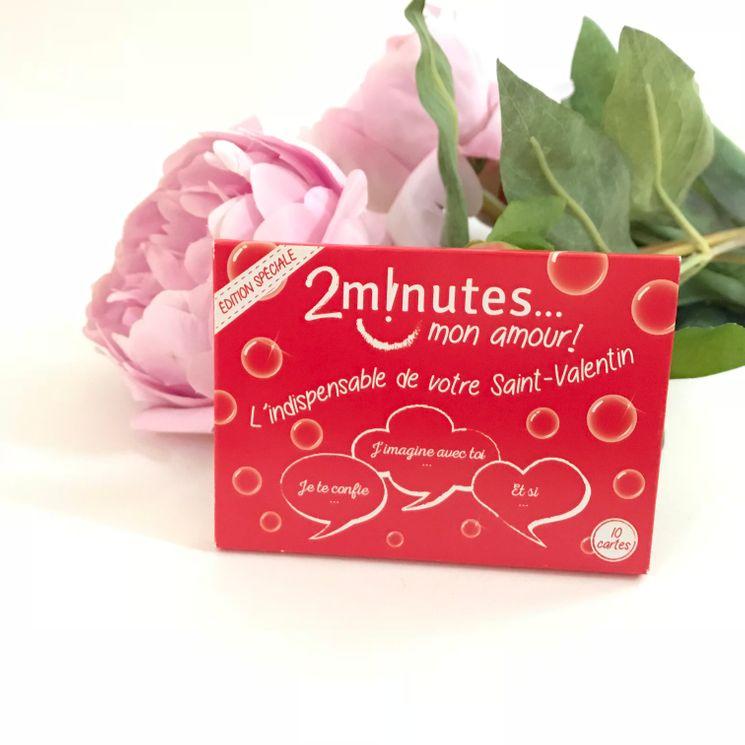 2 minutes... mon amour ! « Edition spéciale St Valentin »
