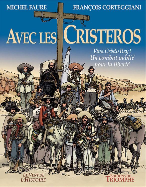 Avec les Cristeros - BD
