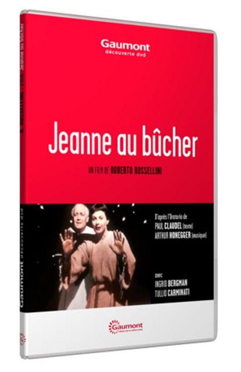 Jeanne au bûcher - DVD