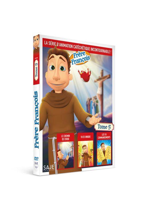 Frère François Tome 5 - DVD