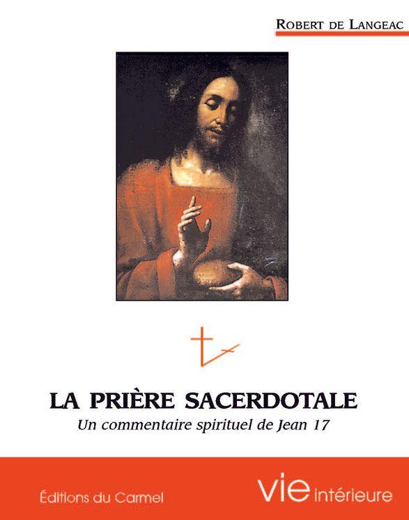 La prière sacerdotale