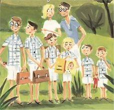 Collection Une Famille aux petits oignons