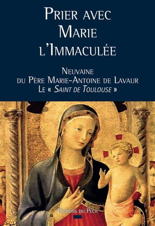 Prier avec Marie l´Immaculée