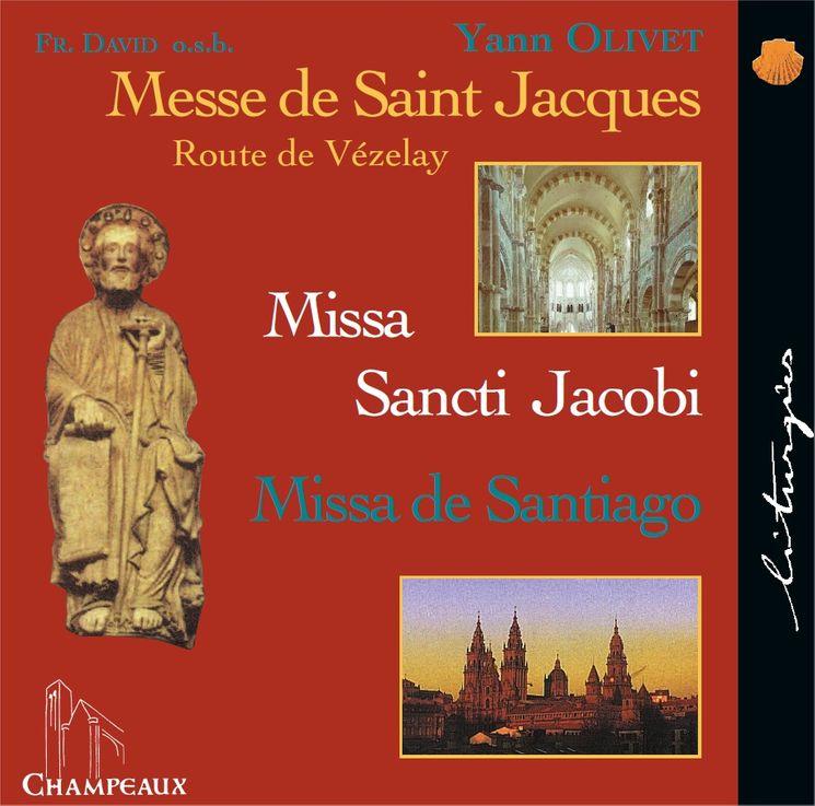 Messe de Saint Jacques - CD