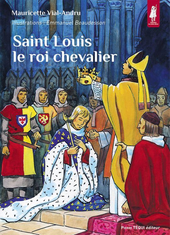 Saint Louis le roi chevalier - Petits pâtres