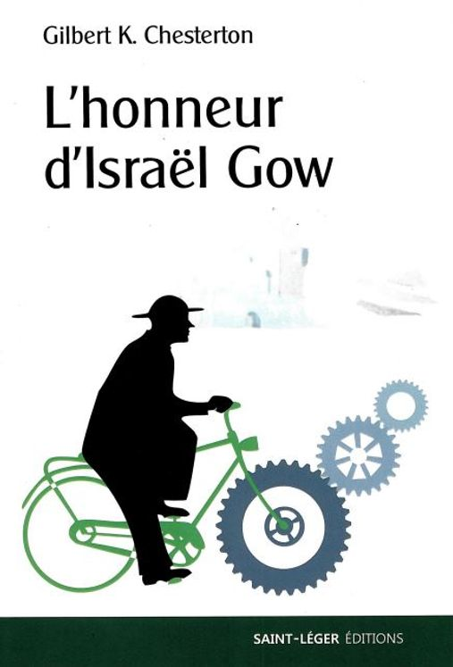 Les enquêtes du Père Brown - L'honneur d'Israël Gow