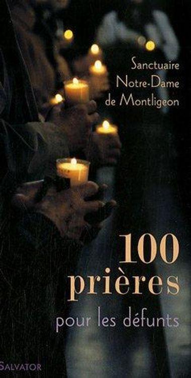 100 prières pour les défunts