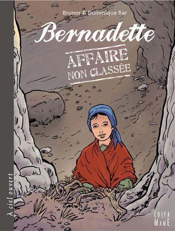 Bernadette, Affaire non classée - BD