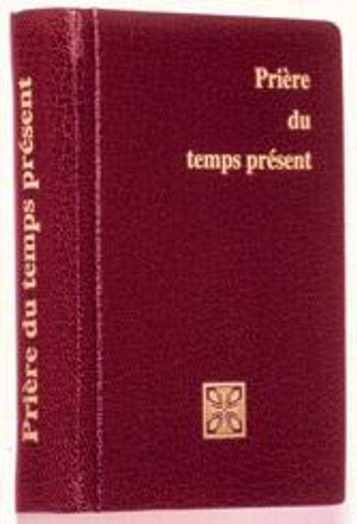 Prière du Temps Présent - Format Poche sous étui rouge