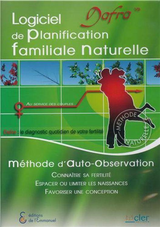 Dafra, logiciel de planification familiale naturelle [DVD intéractive]