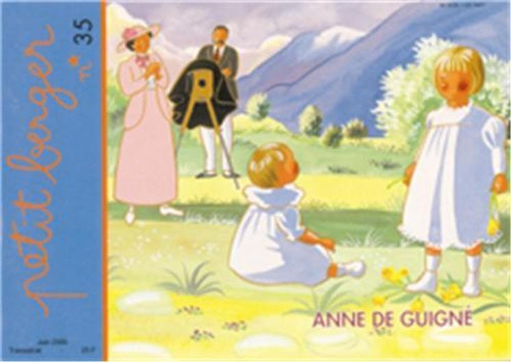 Petit berger 35 - Anne de Guigné
