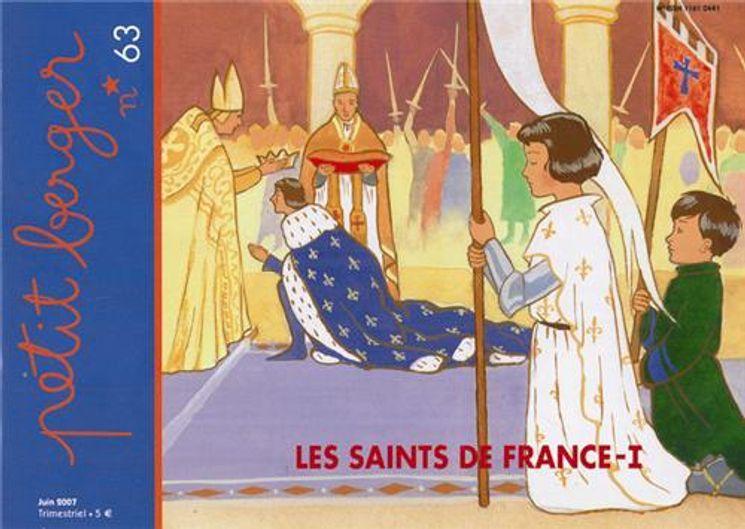 Petit berger 63 - Saints de France tome 1