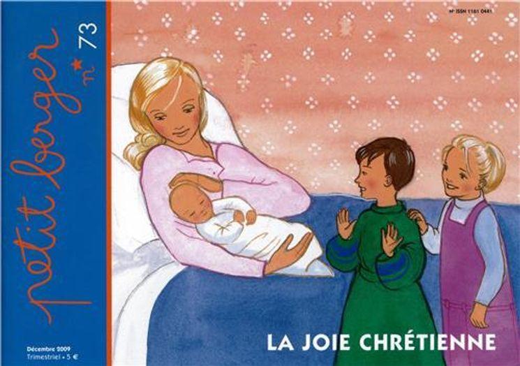 Petit berger 73 - La joie chrétienne